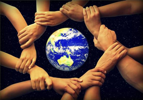 Creating World Peace A Newer Way of Thinking (ANWOT)